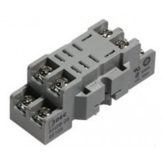 IDEC 8 Pin Relay Socket, DIN Rail, Screw, SH2B-05