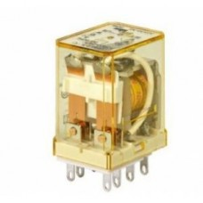 IDEC 8 Pin General Purpose Relay With Indicator  RM2S-UL AC110-120V
