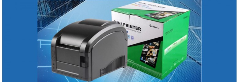 Bar code printer