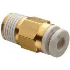 SMC Male Connector KQ2H23-02S